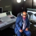 Backdraft - Quincy Jones got a pre-listening peek with the new AKG\'s at IFA